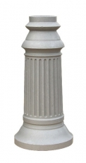 Decorative Sign Base, Ornamental Sign Column