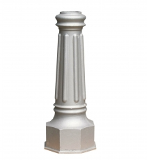 Decorative Cast Aluminum Base, wholesale price