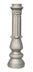 Decorative Cast Aluminum Unpainted decorative column, wholesale price