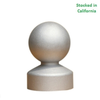 Decorative Ball Finial, Ornamental Ball Finial